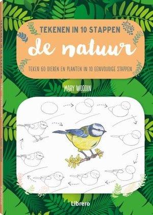 Tekenen in 10 stappen - De natuur