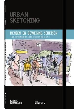Urban sketching – Mensen en beweging schetsen