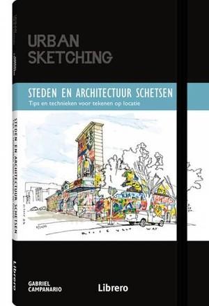 Urban sketching – Steden en architectuur schetsen