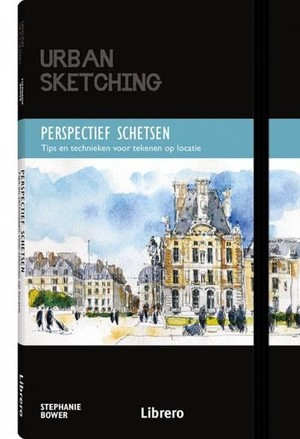 Urban sketching – Perspectief schetsen