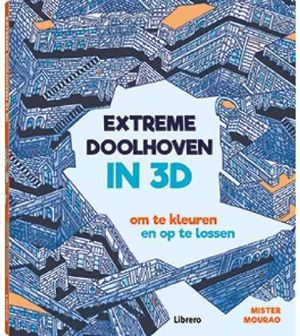 Extreme doolhoven in 3D