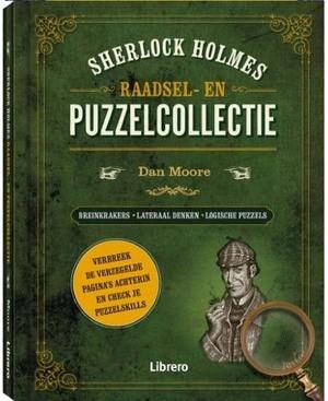 Sherlock Holmes raadsel- en puzzelcollectie
