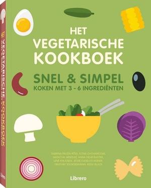 Het vegetarische kookboek - Snel & simpel