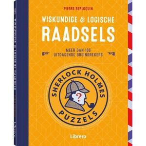 Sherlock Holmes puzzels – Wiskundige & logische raadsels