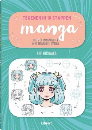 Manga Tekenen in 10 stappen