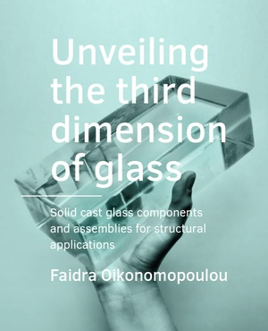 Unveiling the third dimension of glass