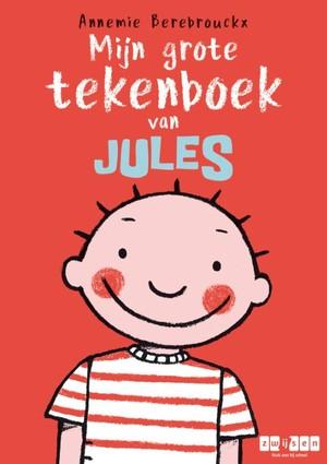 Mijn grote tekenboek van Jules