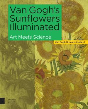 Van Gogh's Sunflowers Illuminated