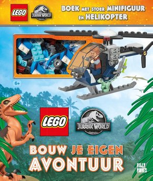 Lego Jurassic World - Bouw je eigen avontuur