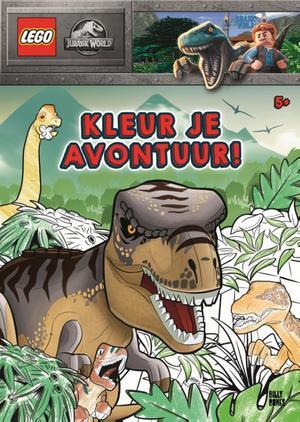 LEGO Jurassic World - Kleur je avontuur!
