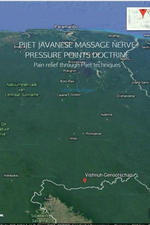 PIJET JAVANESE MASSAGE NERVE PRESSURE POINTS DOCTRINE