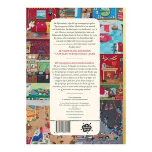 De Spiekpietjes - Groot Zoekboek