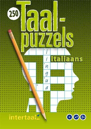 250 Taalpuzzels- Italiaans