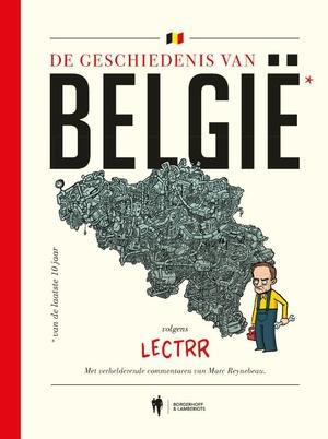 De geschiedenis van België van de laatste 10 jaar