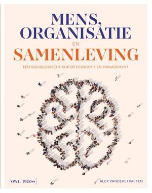 Mens, organisatie en samenleving