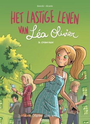 Het lastige leven van Léa Olivier Strip 3 - Chantage