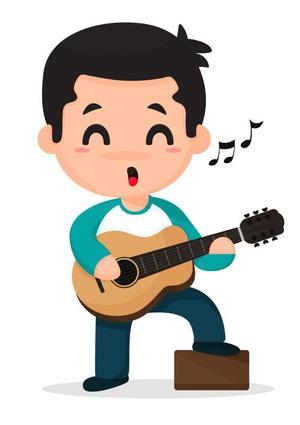 Gitaarakkoorden- Gitaartabs Notenschrift- Bladmuziek (A5) Boy Rock- Allets Comfort