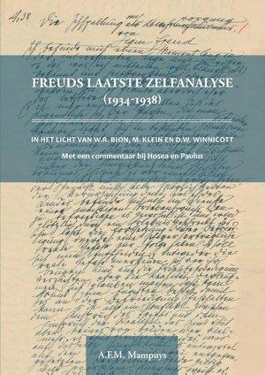 Freuds laatste zelfanalyse (1934-1938)