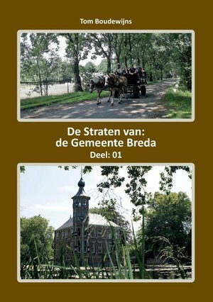 De Straten van de Gemeente Breda 1