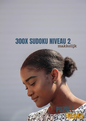 300x SUDOKU NIVEAU 2