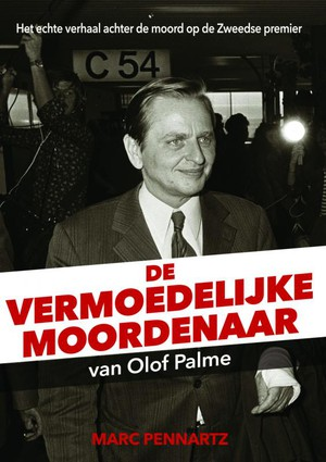 De vermoedelijke moordenaar van Olof Palme