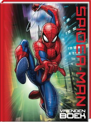 Vriendenboek - Spiderman