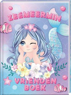 Vriendenboek - Zeemeermin