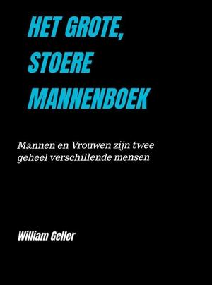 HET GROTE, STOERE MANNENBOEK