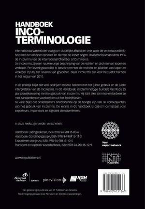 Handboek incoterminologie