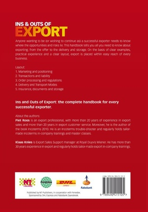Ins en outs of export