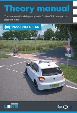 Theory manual passenger car with exam training