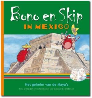 Bono en Skip in Mexico