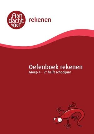 Oefenboek Rekenen Groep 4 - 2e helft schooljaar