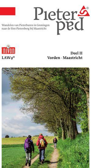 Pieterpad deel 2 LAW 9-2 Vorden - Maastricht
