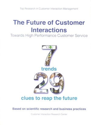 The future of customer interactions