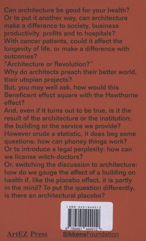 Can architecture affect your health?