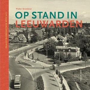 Op stand in Leeuwarden