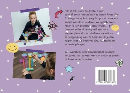 Dani's superduper-werkboek over hooggevoeligheid