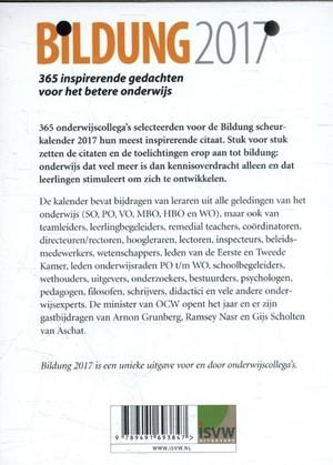 Bildung scheurkalender 2017