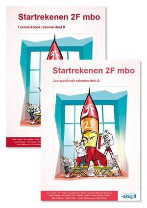 2F mbo Leerwerkboeken A + B
