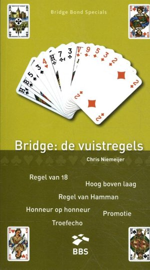 Bridge: de vuistregels