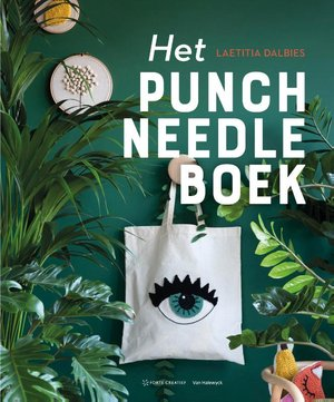 Het punch needle boek