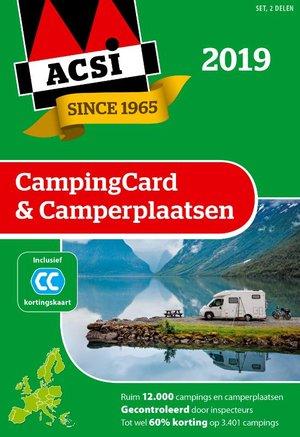 CampingCard & Camperplaatsen 2019 GPS 20 landen