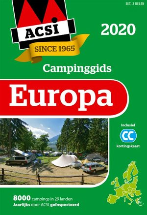 ACSI Campinggids Europa 2020