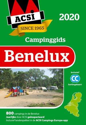 ACSI Campinggids Benelux + app 2020
