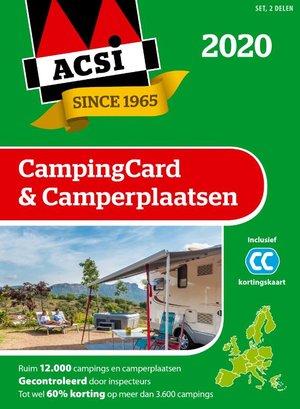 CampingCard & Camperplaatsen 2020