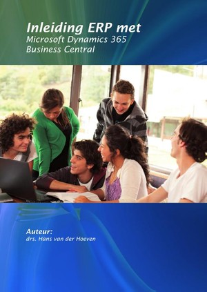 Inleiding ERP met Microsoft Dynamics 365 Business Central