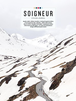 Soigneur cycling journal 16