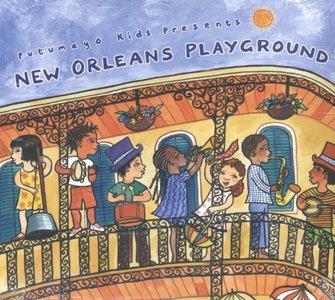 Putumayo kids presents New Orleans playground