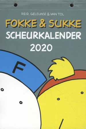 Fokke & Sukke scheurkalender Fokke & Sukke Scheurkalender 2020